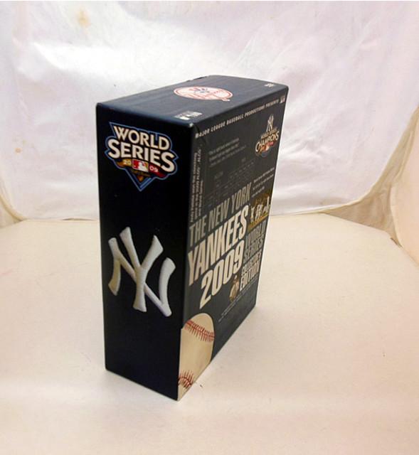 2009 ワールドシリーズDVD-BOX