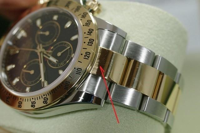 new styles 4aab0 2caf6 ロレックス デイトナ 116523 黒 ランダム(ロレックス)の買取 ...