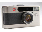 Leica minilux コンパクトフィルムカメラ データバック付