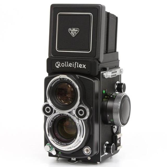 ローライフレックス 2.8FX 二眼レフカメラ
