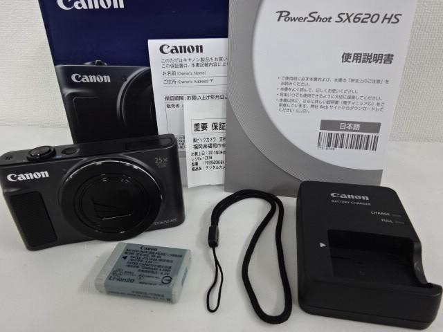 キャノン パワーショット SX620HS