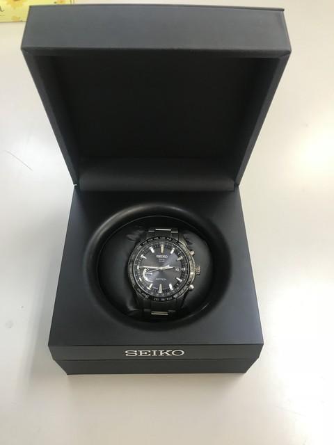 72f912b2ec SEIKO ASTRON SBXB085(セイコー)の買取価格 (ID:329409)|おいくら