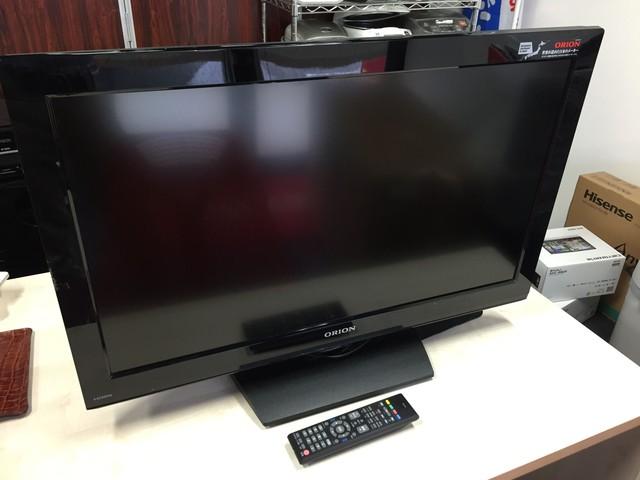オリオン 液晶テレビ DU323−B1