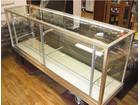 ガラスショーケース 横型 棚板2段