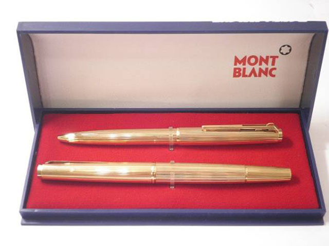 detailed look 9e261 a6c33 MONTBLANC モンブラン 万年筆 ペン先 K18 ボールペン(その他 ...