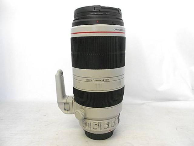 美品 CANON キャノン EF100-400mm F4.5-5.6L IS Ⅱ USM