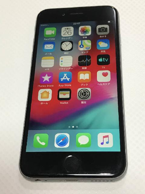 ドコモ A1586 iPhone6 16GB 本体のみ