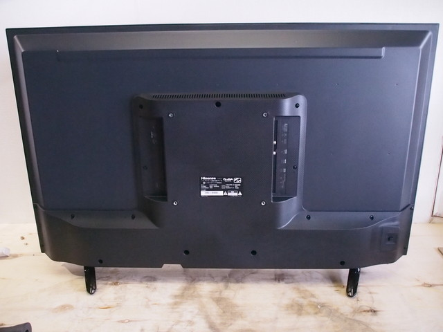 ハイセンス Hisense HJ43K3120 [43インチ] 2017年製 液晶テレビ
