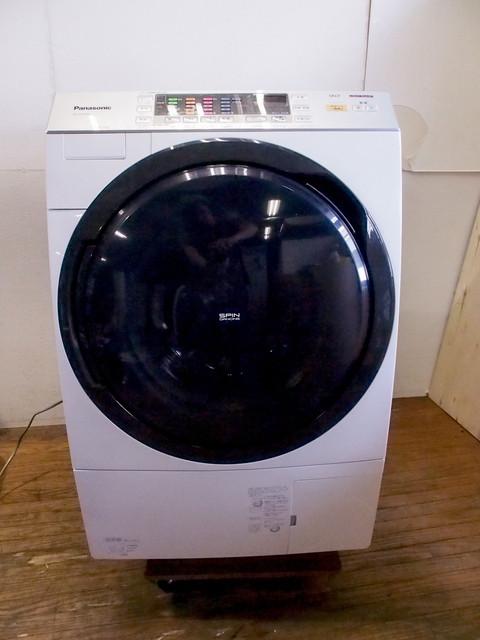 ドラム式洗濯機 パナソニック(Panasonic) NA-VX3500L 2015年製