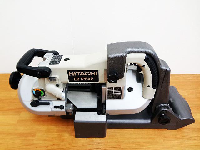 HitachiKoki 日立工機 ロータリーバンドソー CB12FA2