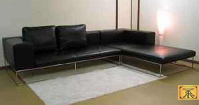 大阪府堺市で カッシーナのソファセット 出張無料で 高価買取いたしました。