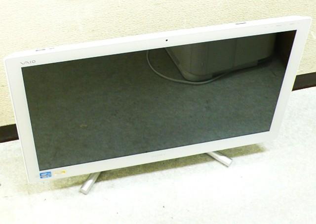 ソニー 一体型PC VAIO Lシリーズ SVL24117FJWI