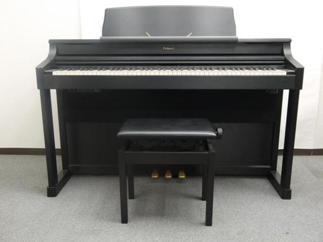 ローランド Roland 最高級電子ピアノ HP207☆椅子付