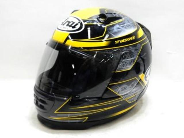 ARAI SNELL RAPIDE-IR 61‐62 バイク ヘルメット