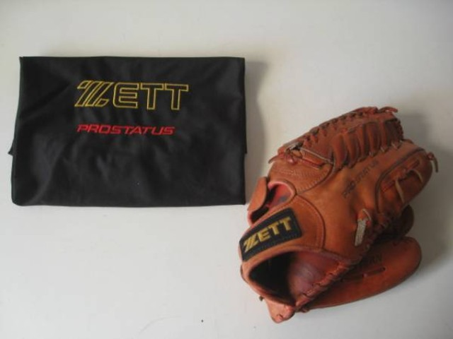 ZETT/ゼット プロステータス 投手用