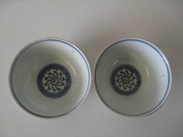 茶碗 飯碗 陶器製 2客セット