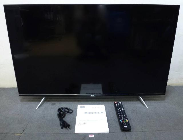 TCL 液晶カラーテレビ  43V型