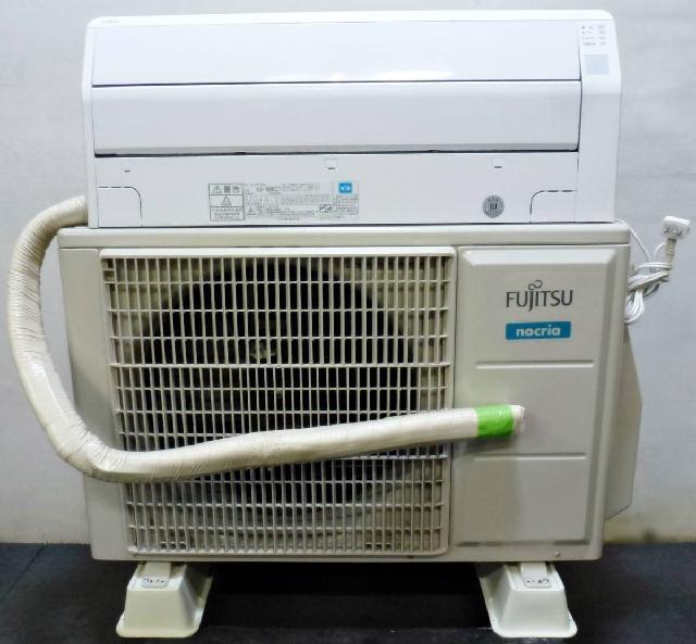 FUJITSU/富士通 ルームエアコン nocria ノクリア AS-409EE7 主に14畳用