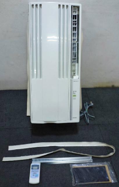 CORONA/コロナ ウィンドエアコン 冷房専用 クーラー CW-F1619 窓用 2019年製