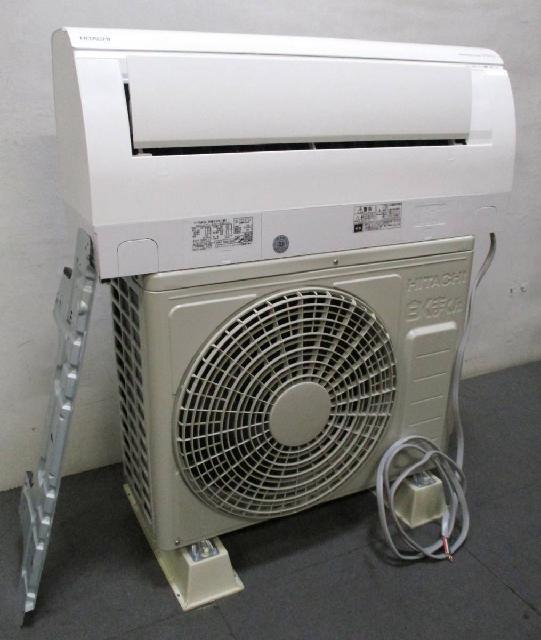 HITACHI 日立 エアコン 白くまくん RAS-KW22K(W) 2020年製