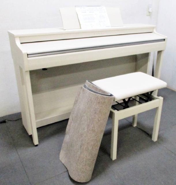 KAWAI/カワイ CN27A 電子ピアノ プレミアムホワイトメープル調仕上げ [88鍵盤]