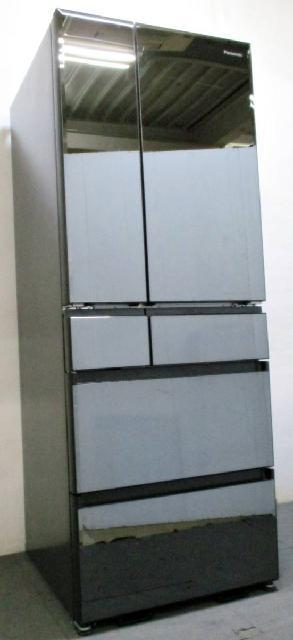 Panasonic/パナソニック ノンフロン冷凍冷蔵庫 600L 6ドア NR-F604WPX-X