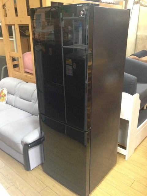 プラズマクラスター 270L2ドア冷蔵庫