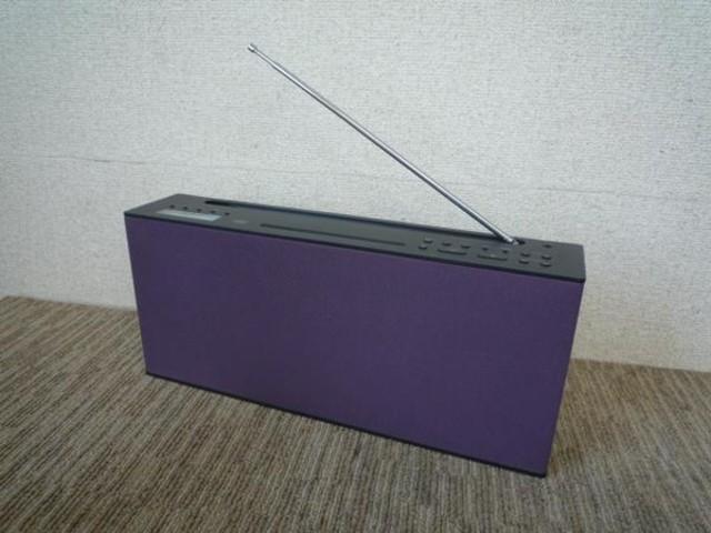 SANYO/無印良品 良品計画 CDラジカセ PRD-2