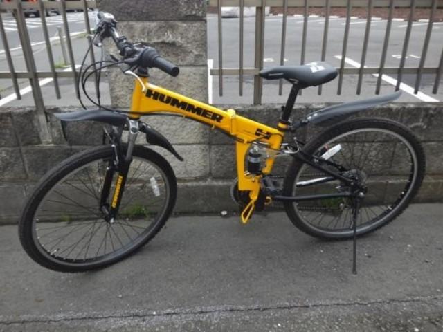 自転車 hummer