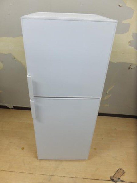 ... K▽大人気 無印良品 冷蔵庫 137L 2012年 2ドア ホワイト AMJ-14C ...