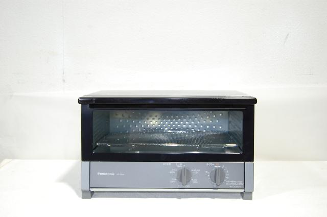 未使用 Panasonic パナソニック オーブントースター ダークメタリック NT-T500 20