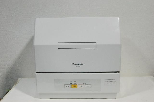 Panasonic パナソニック 食器洗い乾燥機 NP-TCM4-W 2019年製