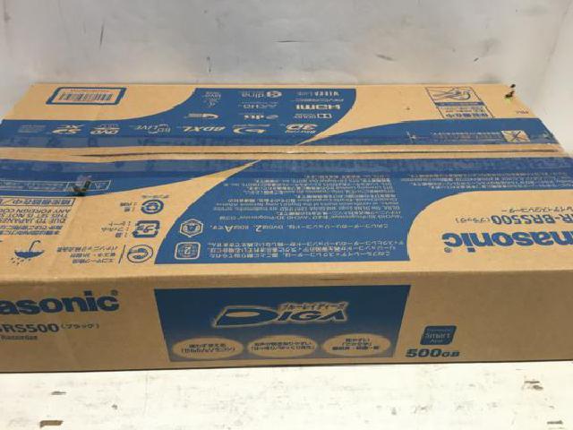 PANASONIC DMR-BRS500 ブルーレイレコーダー 500GB 1tuner