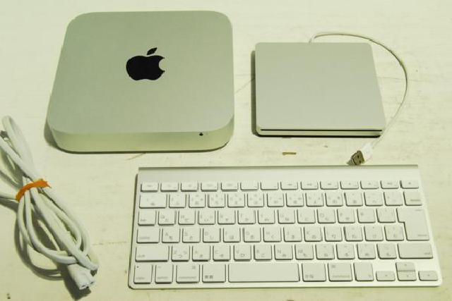 Mac mini Late2012 MD387J/A i5 2.5dc 4GB 500GB key