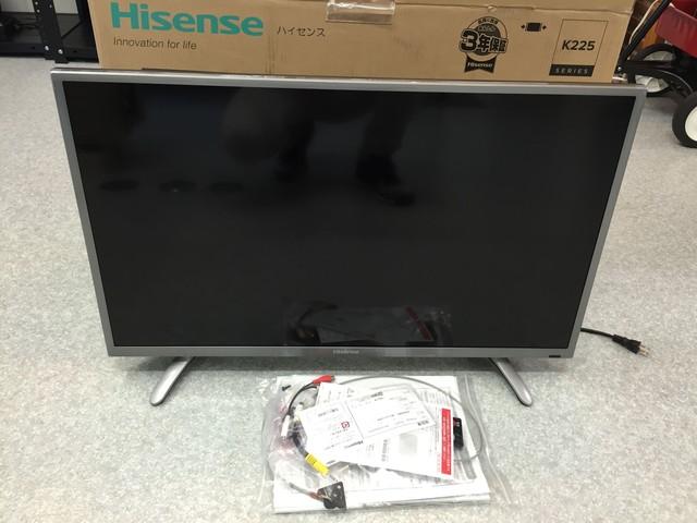 ★HISENSE★LEDテレビ★