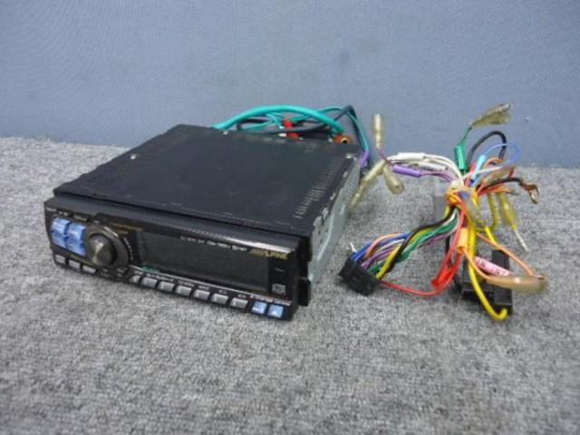 アルパイン CDプレーヤー ヘッドユニット CDA-7895J