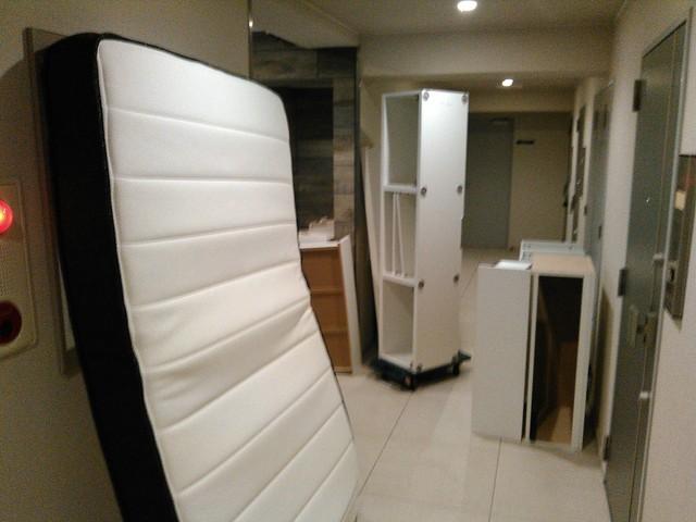 便利屋作業(大型家具の有料処分)