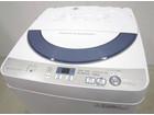シャープ 5.5kg全自動洗濯機 ES-GE…