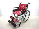 MiKi 自走式車椅子 MPN-43JD H…