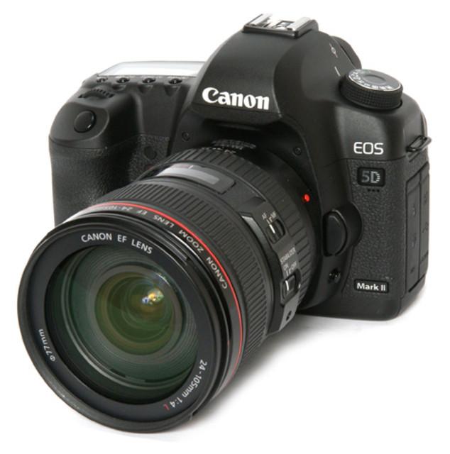 キャノン 一眼レフデジカメ EOS 5D MARK 2