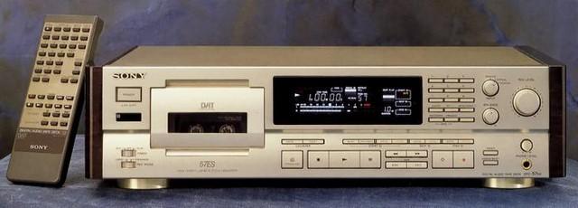 SONY DATデッキ DTC-57ES