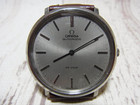 古いオメガの動かない腕時計など生前整理に伴う…
