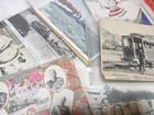 戦前の古い絵葉書や昭和30年代の古い漫画本・…