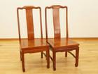 家具 ダイニングチェア 椅子 2脚セット