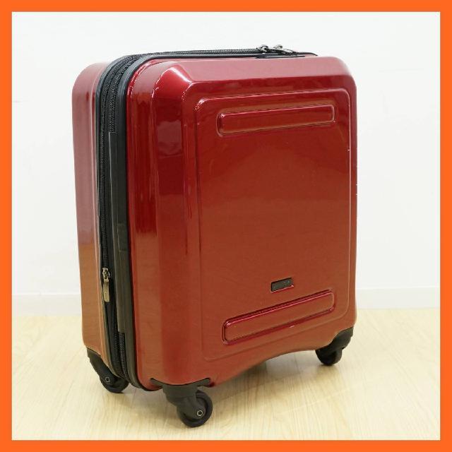 シフレ グリーンワークス スーツケース B5891T 46cm ジッパーケース ファスナ