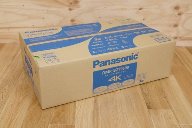 Panasonic BDレコーダー