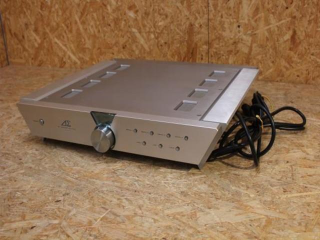 SHARP 1ビット デジタルプリメインアンプ SM-SX100 定価100万超 中古