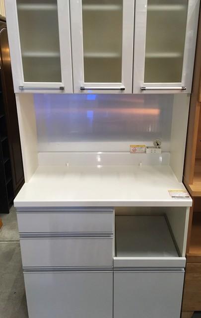 パモウナ/Pamouna/キッチンボード/食器棚/ラック