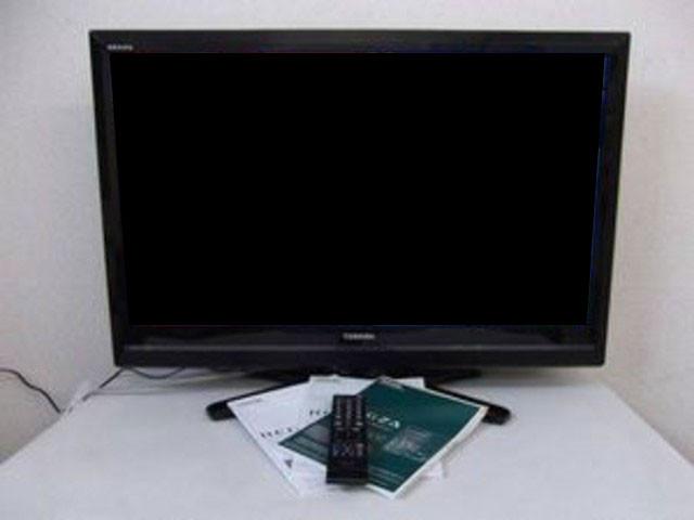 東芝 レグザ 37型液晶テレビ 37R1 2010年製