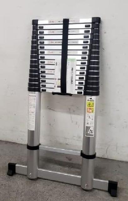 HILL STONE アルミ伸縮梯子 6.2m
